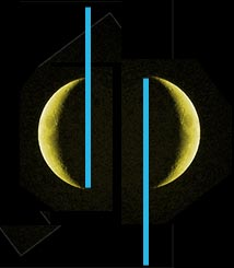 lune croissante ou décroissante ?