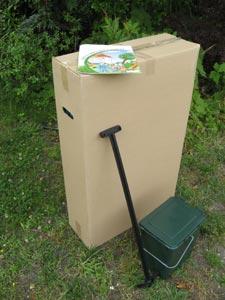 Monter et installer un composteur