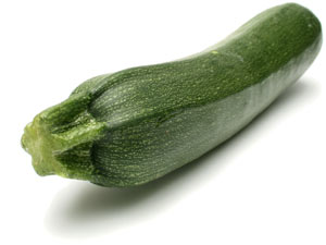 Courgette allongée - D.R.