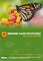 Semaine sans pesticide