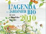 L'Agenda 2010 du Jardinier Bio de Terre Vivante