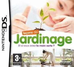 Apprendre à jardiner - Nintendo DS