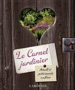 Le carnet jardinier prix St Fiacre 2009