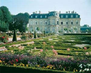 Château et jardins de Champs sur Marne