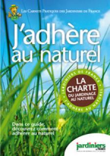 Charte du jardinage naturel Jardiniers de France