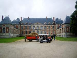 Château de Courson-Monteloup