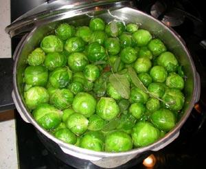 Comment cuire choux de bruxelles - Comment cuisiner des choux de bruxelles en boite ...