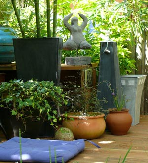Tendance d co au jardin for Video deco jardin