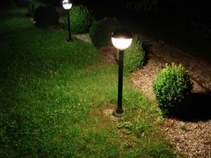 Luminaire de jardin