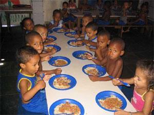 Marché de Noël en soutien à Enfants espérance Brésil