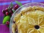 Gâteau surprise aux cerises
