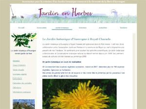Jardin en herbes - D.R. - http://www.jardin-en-herbes.org