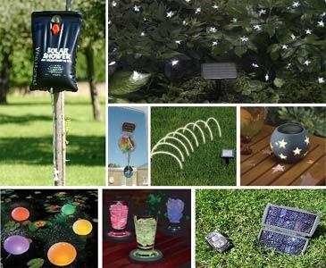 Jardin solaire