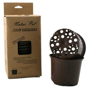 Pots biod gradable tout - Planter pomme de terre en pot ...
