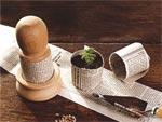Des pots pour vos semis en papier journal