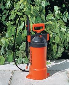 Pulvérisateur de jardin : utilisation et entretien