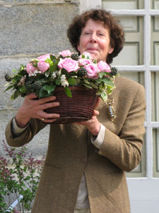 Rose et Vicomtesse de Curel