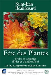 St Jean de Beauregard - Fête des plantes automne 2009