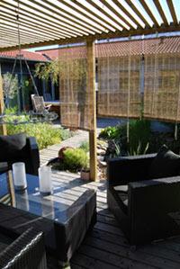 Le jardin : un nouvel espace à vivre