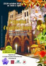 2e exposition d'orchidées à Amiens - Amiens - Octobre 2010
