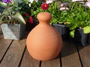 Aspergeur Terracotta ou Chantepleure