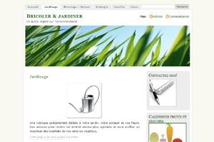 Bricoler et jardiner - D.R. - http://bricolerjardiner.wordpress.com/