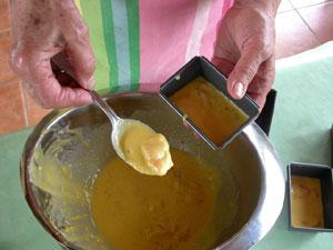 Ingrédients pour la brioche saumon à la crème d'oseille