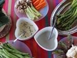 Buffet de légumes