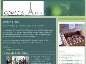 Compost à Paris