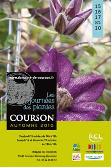 Journées des plantes de Courson - automne 2010