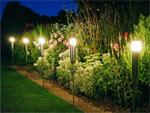 Eclairage du jardin tous nos sujets for Spot eclairage jardin