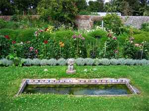 Charleston Farmhouse Garden, Sussex
