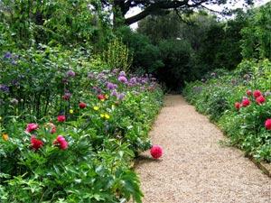 Hidcote Garden, Cotswolds, Gloucestershire