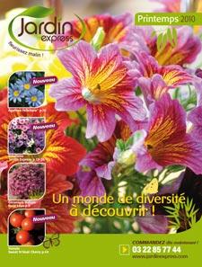 Catalogue JardinExpress 2010