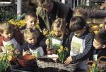 Semaine du Jardinage pour les écoles : les écoliers se sont mis au vert