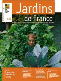 Jardins de France - Revue de la SNHF
