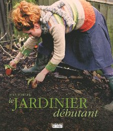 Le Jardinier débutant : couverture