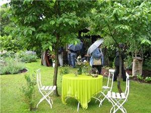 Meubles de jardin - table et chaises