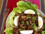 Salade fraîcheur laitue-quinoa