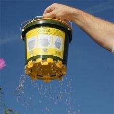 Seau distributeur de semence Rotho