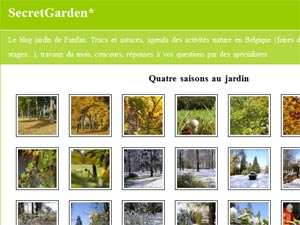 D.R. Secret Garden - http://secretgarden.blogs.lalibre.be