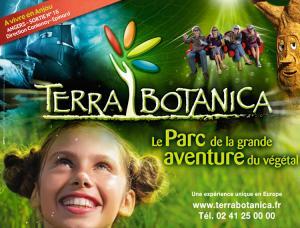 Terra Botanica : plongez au coeur du végétal en Anjou