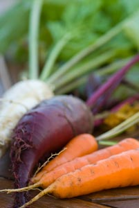 Légumes racines : introduction