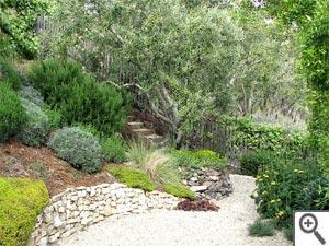 Utilisez au mieux la pierre au jardin