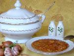 Soupe de 'Corne de Gatte' à l'Espagnole