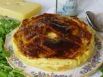 Tourte de 'Bernadette' aux deux fromages