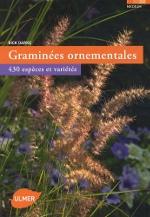Graminées ornementales : 430 espèces et variétés : couverture