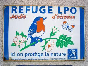 Et si votre jardin devenait un refuge LPO ?