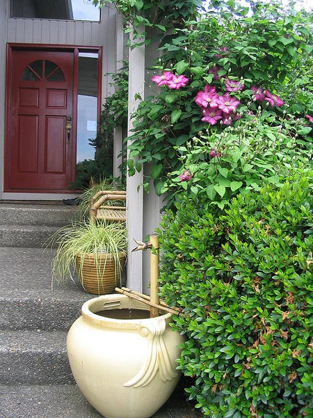 Quelle fontaine pour votre jardin - Fontaine pour terrasse ...