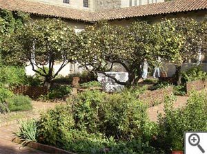 Jardin médiéval de Bonnefont en Comminges